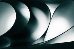 Pappers- abstrakt begrepp arkivbilder