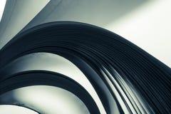 Pappers- abstrakt begrepp royaltyfri fotografi