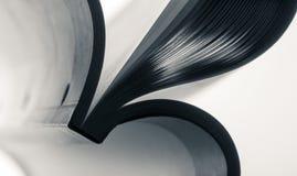 Pappers- abstrakt begrepp Arkivbild