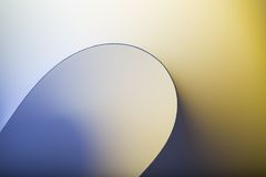 Pappers- abstraktion Arkivbild