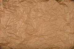 Pappers- bakgrund för brunt royaltyfria foton