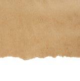 Pappers- bakgrund för hantverk Arkivfoton