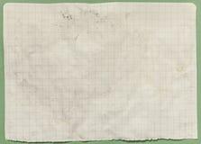 Pappers- gammal tappning skrynklig textur 7204 royaltyfri bild