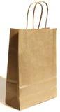 Pappers- påse, pappers- säck Royaltyfri Foto