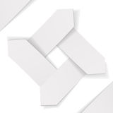 Pappers- pilar Arkivfoton