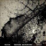 Pappers- planlagd grunge texturerar Arkivfoto