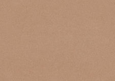Pappers- textur, hög upplösning för brun kraft bakgrund Royaltyfri Bild