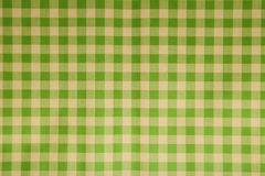 Pappers- textur i ett rutigt Royaltyfri Foto