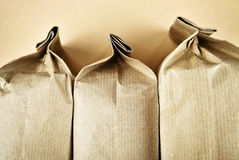 Pappers- tre hänger lös Royaltyfri Fotografi
