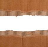 Pappränder Lizenzfreies Stockbild