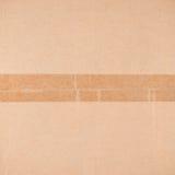 Pappschachtelnahaufnahme Stockbilder