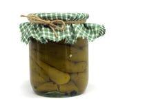Paprica marinata Fotografie Stock