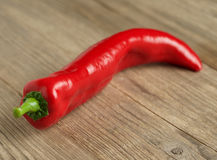 Paprica rossa Immagine Stock