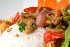 Paprick Reis Stockbild