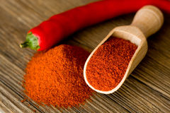 Paprika Royalty Free Stock Images