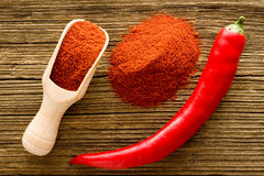 Paprika Fotos de Stock Royalty Free