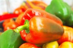 paprika stock foto's