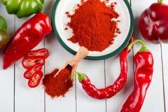 paprika Imagens de Stock Royalty Free