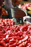 Paprika Stock Foto