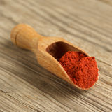 Paprika de rouge d'épice Images stock