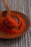 Paprika doce Foto de Stock
