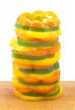 Paprika frais Photographie stock
