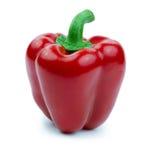 Paprika getrennt Lizenzfreies Stockfoto