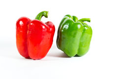 Paprika isolated Royalty Free Stock Photo