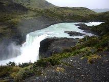 Paprika Nationalparktorres Del Paine Lizenzfreies Stockbild