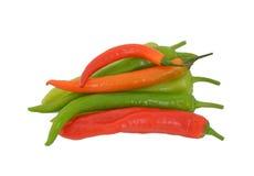 Paprika-Pfeffer Stockfoto