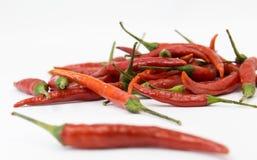 Paprika Pile Fotografia de Stock Royalty Free