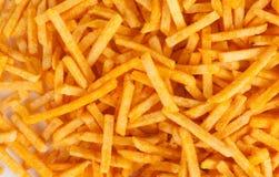 Paprika potato sticks Stock Images