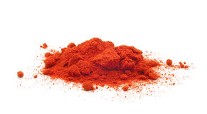 Paprika powder Royalty Free Stock Photo