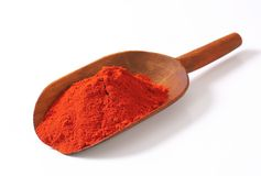 Paprika Powder Fotos de Stock Royalty Free