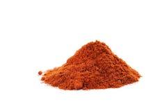 Paprika Powder Imagem de Stock