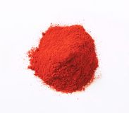 Paprika powder Stock Photos