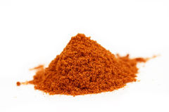 Paprika powder Stock Images