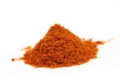 Paprika powder Stock Images