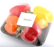 Paprika-Produkt lizenzfreie stockfotografie