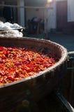 Paprika roja Foto de archivo