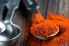 paprika Roter Grundpfeffer Stockbild
