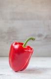 Paprika Rouge Images libres de droits