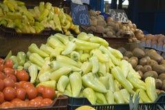 Paprika on Sale Royalty Free Stock Photo