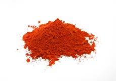 Paprika spice Stock Image