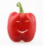 Paprika vermelha Fotografia de Stock