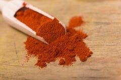 Paprika vermelha Fotos de Stock