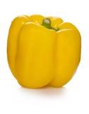 Paprikas amarillos imágenes de archivo libres de regalías