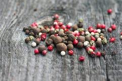 Paprikas de mélange coloré Photo stock