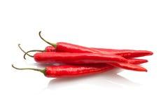 papryka chili czerwone Zdjęcie Royalty Free