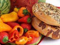 papryka chlebów Obrazy Royalty Free